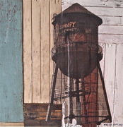 BROOKLYN water tower, Wythe avenue / N 11 st , Williamsburg