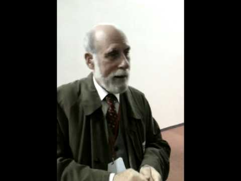 Interview with Vinton Cerf at Internet Governance Forum 2010 (PART 2)