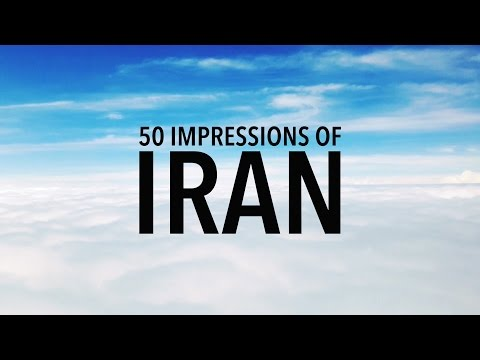 50 Impressions of Iran - Entirely Shot on an iPhone