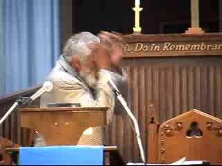Dick Gregory Challenges African American Compliance in Rev. Jeremiah Wright Flap - 1:37:53  - Apr 3, 2008