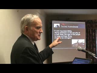 Bob Schulz on the US Constitution Part 6 of 9 - 30:33  - Apr 5, 2008