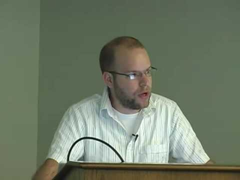 """""""Debating Evidence"""" - lecture at the 2009 University of Richmond National Debate Institute"""