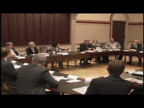Health Care Stakeholder Discussion: Rural Communities
