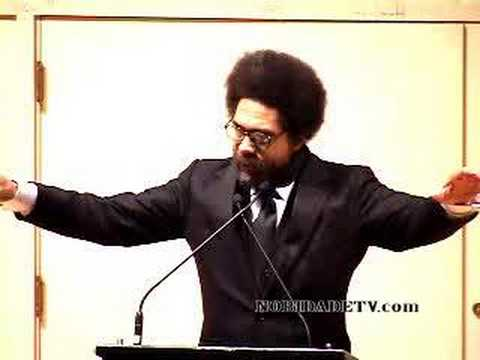Dr. Cornel West @ Brown University Feb. 2nd 2007