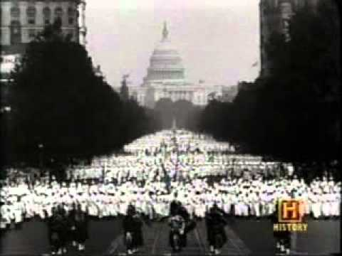 History Channel   Ku Klux Klan   A Secret History