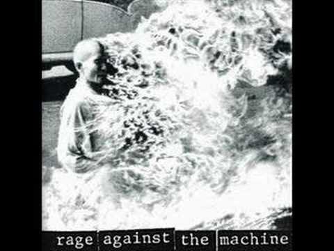 Rage Against The Machine: Killing In The Name