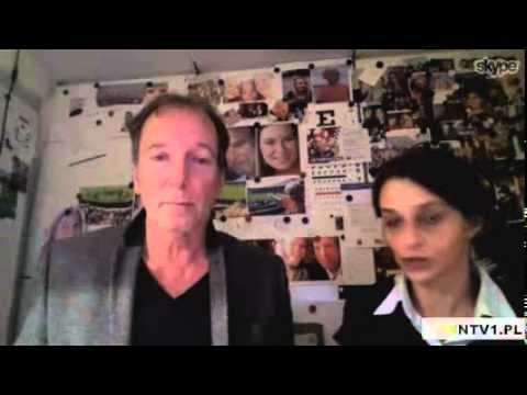Covert Harassment Conference   Peter Mooring i Beata Zalewska   7 11 2014