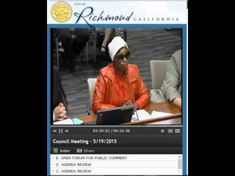 Live and Recorded Public meetings of Council Meeting   5192015 for City of Richmond