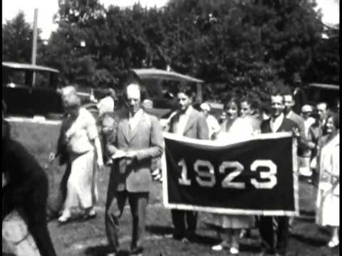 1925: Commencement