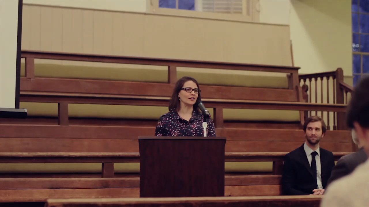 "2014 William Penn Lecture - Christina Repoley: ""Prophetic Service as Formation and Transformation"""