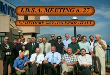 Meeting IDSA - Palermo 2009