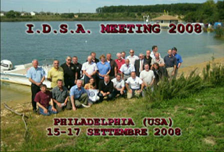 Meeting IDSA Philadelphia USA 2008