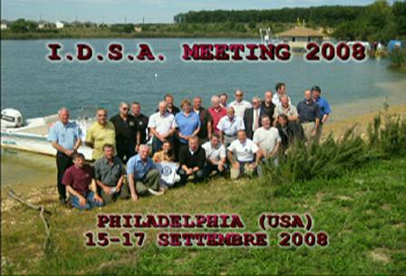 Meeting IDSA Philadelphia USA 2008