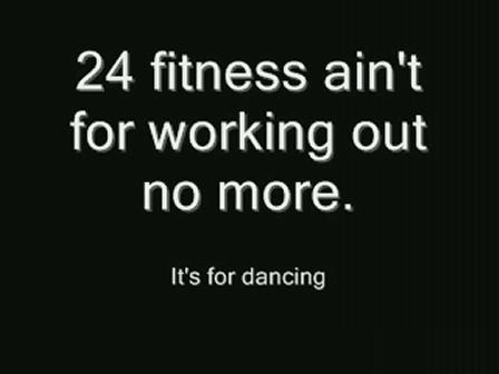 24 fitness dancing