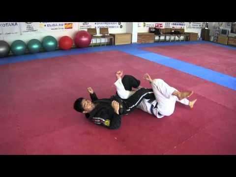 Relson Gracie Arm Lock