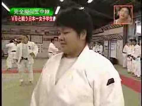 TV Reporter Gets Judo SLAMMED