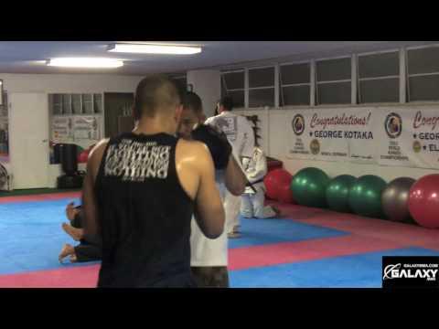 Chris Templo Galaxy MMA