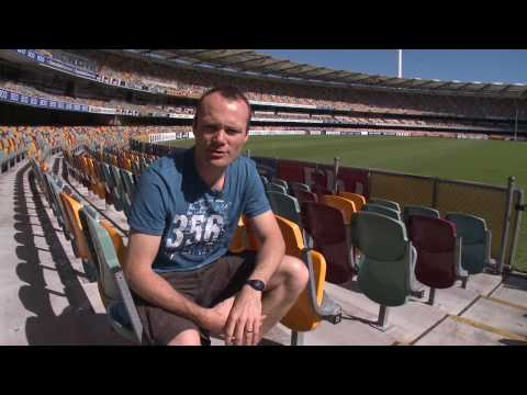 Ashes Guide to Brisbane