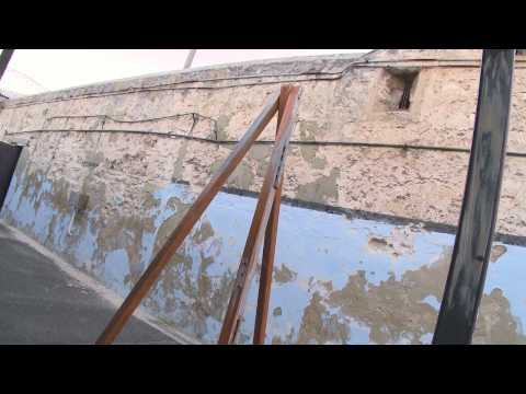Fremantle Prison in Western Australia