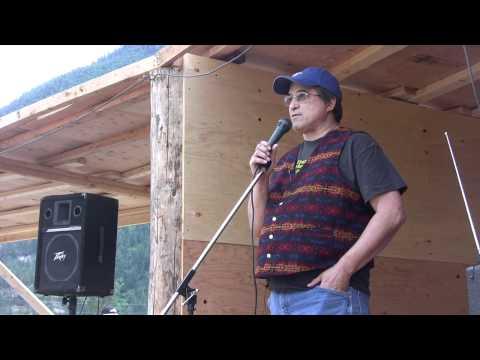 Dr. Lee Brown - International Indigenous Leadership Gathering 2012