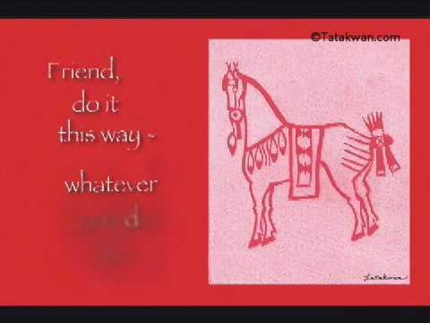 Teachings From the White Buffalo Calf Woman