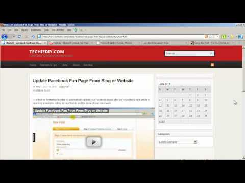 Embed YouTube Video in Wordpress or Ning Blog Post