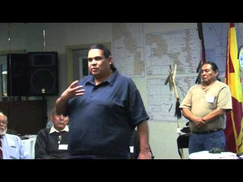 Protect the Sacred - Honoring Ceremony by Chief Rueben George & Chief Darrell Bob