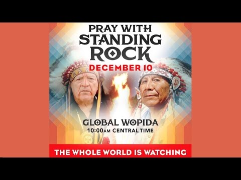 Wopida: A Global Ceremony of Gratitude and a  Vision of the Future