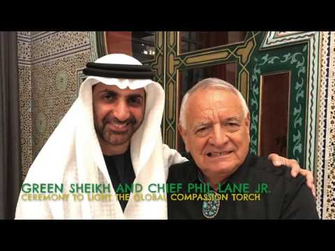 Arab and First Nations Leaders Unite to Protect  and Restore Mother Earth