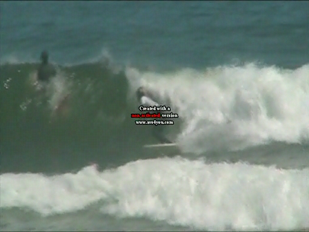 UCT trial...such fun waves that day... :)