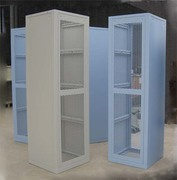 front open network cabinet