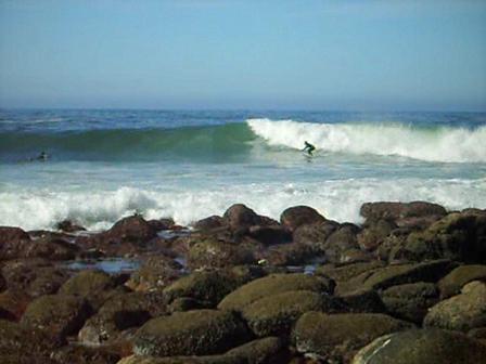 A few waves