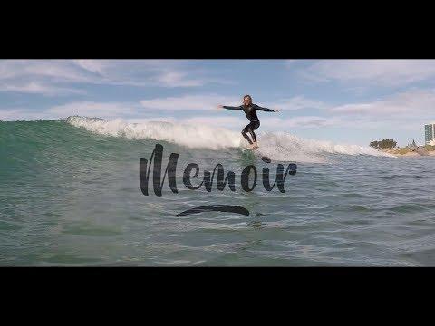 Surfing: Longboarding Port Elizabeth - 'Memoir'
