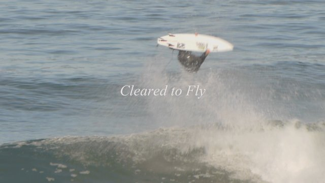 Cleared to Fly