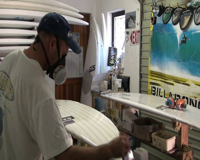 Multi-stringer surfboards, how they are made