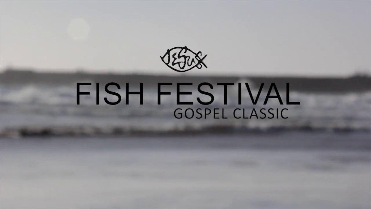 Jesus Fish Festival East London