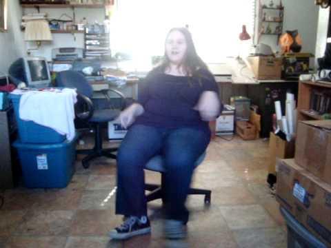 Office Chair Skating/Shamwow Song.