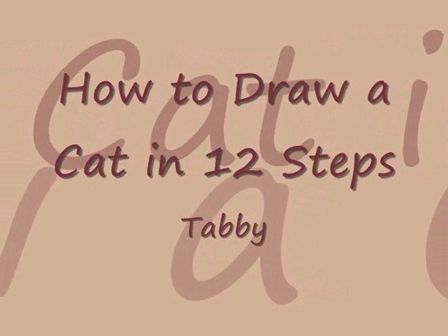 How to Draw Cats: Tabby