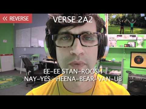 Komm Exclusive! Reverse Lip Sync Test File