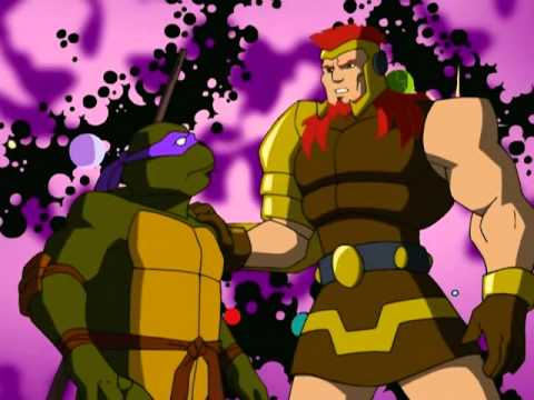 TMNT S01E16 The King