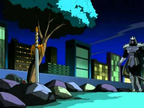 TMNT S01E23 Return to New York Part 3