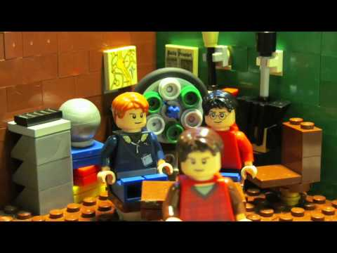 Rhett and Link Wheel of Mythicality Video
