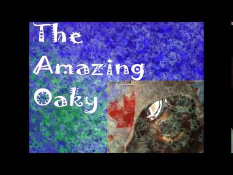 The Amazing Oaky Commercial for non profit useage.