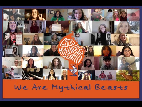 We Are Mythical Beasts