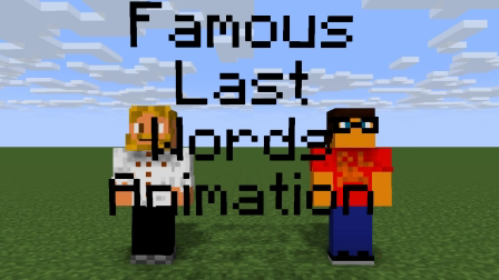 Rhett and Link Famous Last Words animation