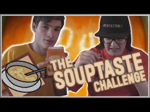 What Soup Is It? (Soup Taste Test) | #WHATISIT | #BADGEBATTLE