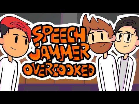 GOOD MYTHICAL MORNING ANIMATED -  Speech Jammer Gaming ft.  Markiplier!
