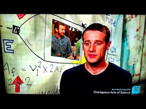 Rhett and Link on the Science channel
