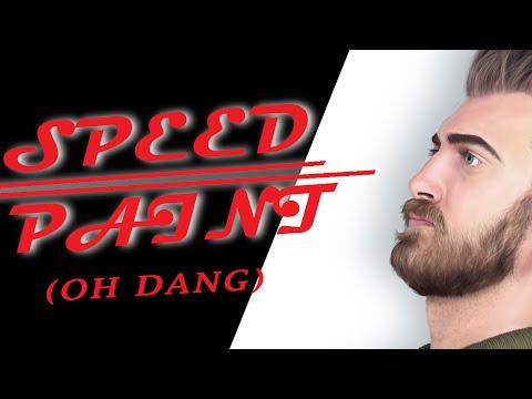 Rhett Speedpaint