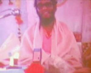 Swami Muktananda visiting Delhi